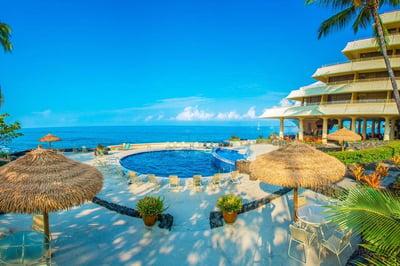 All-inclusive Hawaiian resort