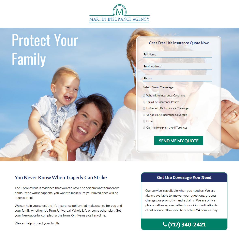 Martin Life Insurance-1