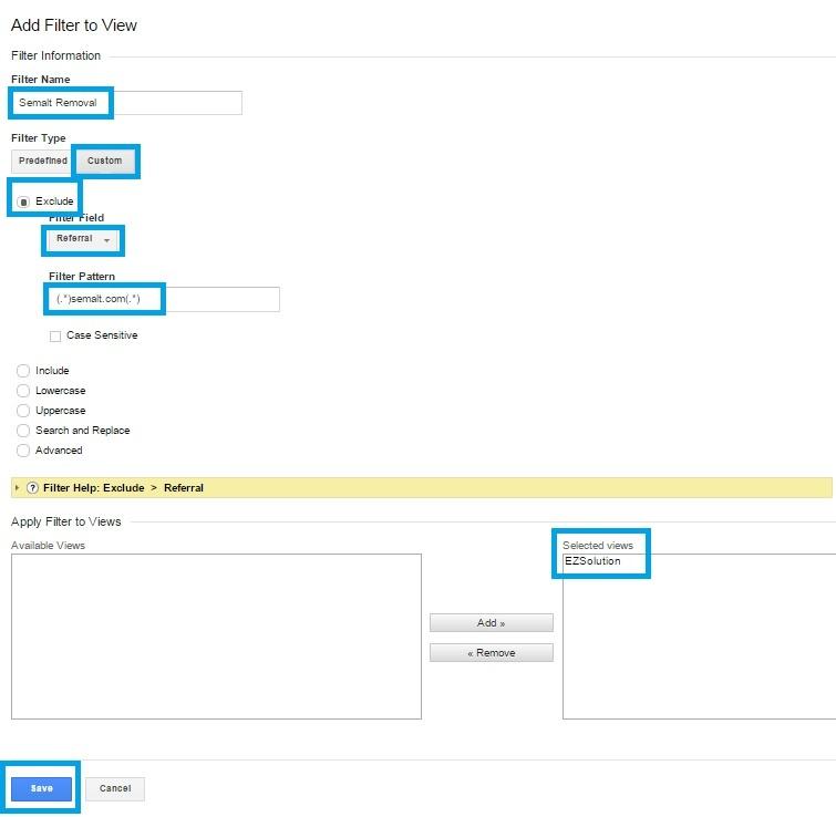 google-analytics-semalt-removal-add-filter