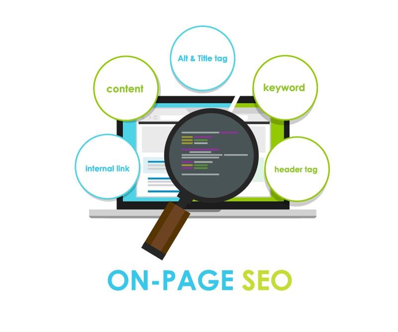on page optimization seo