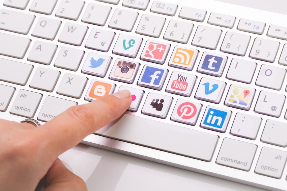 content promotion on social media
