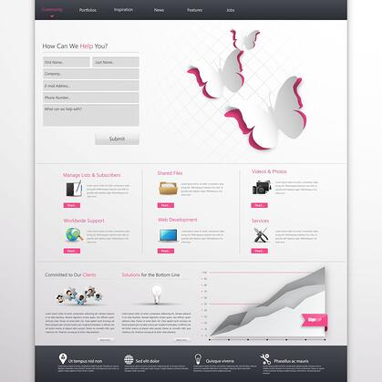 details about your website