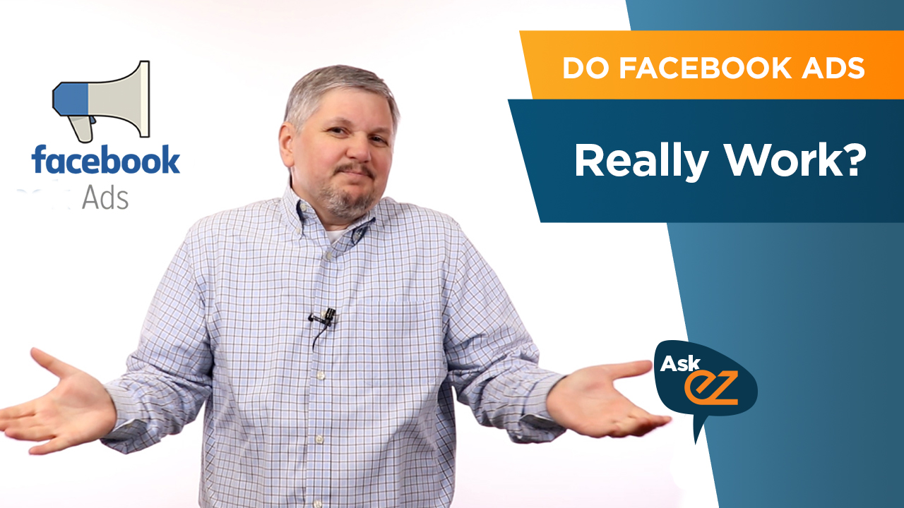 Do Facebook Ads Really Work?