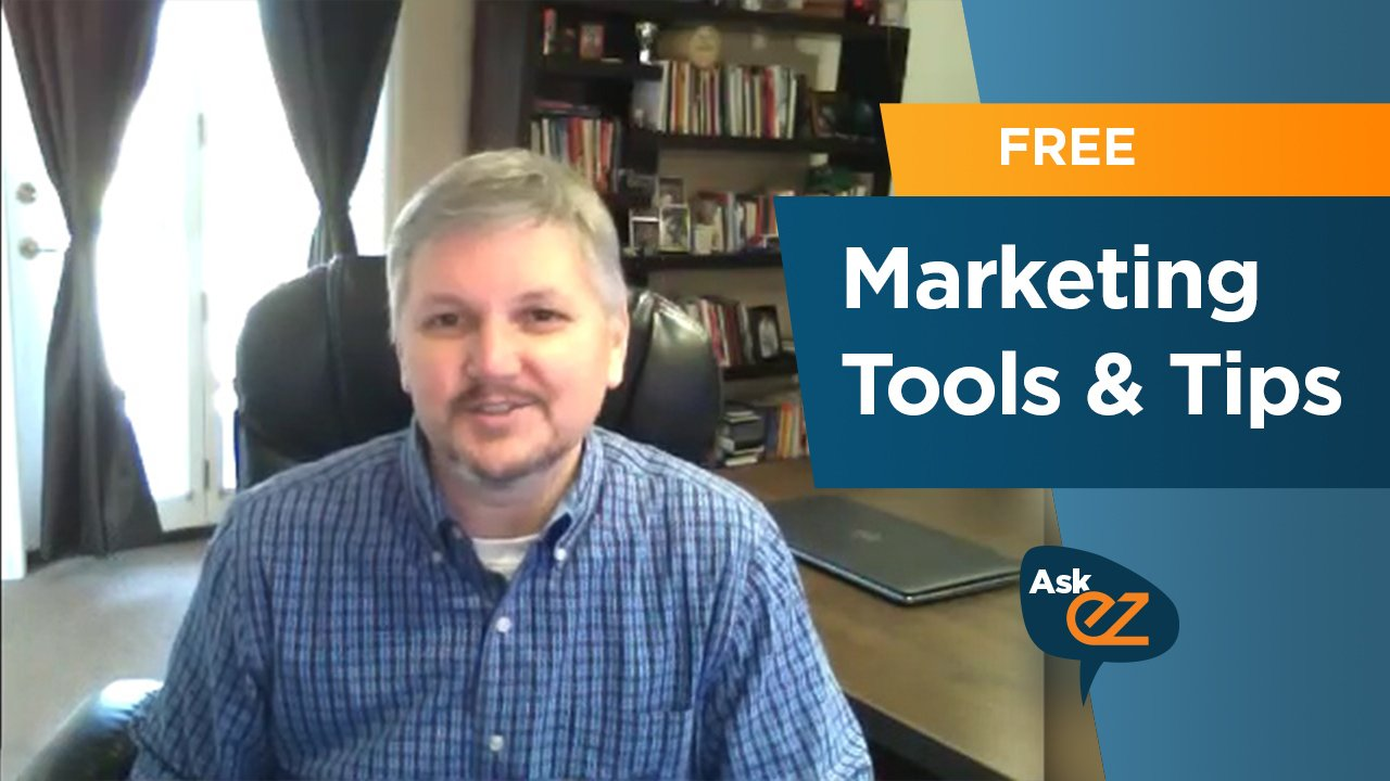 Free marketing tools & tips