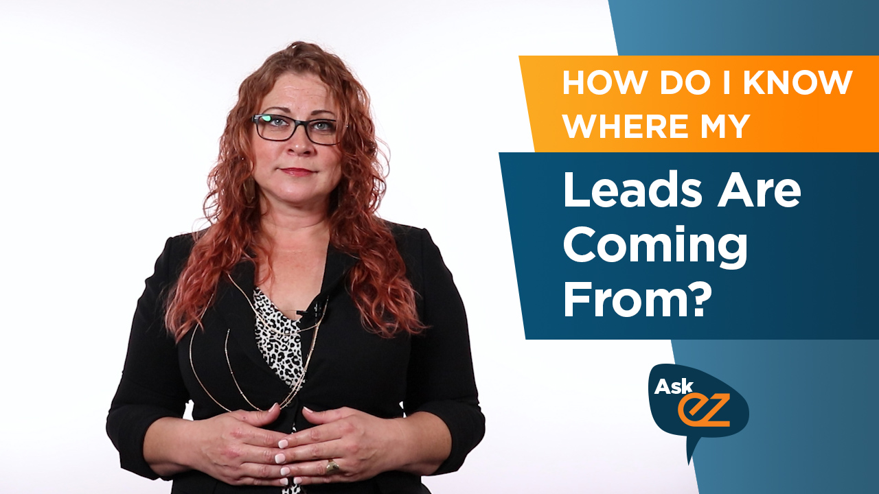 Where are my leads coming from?