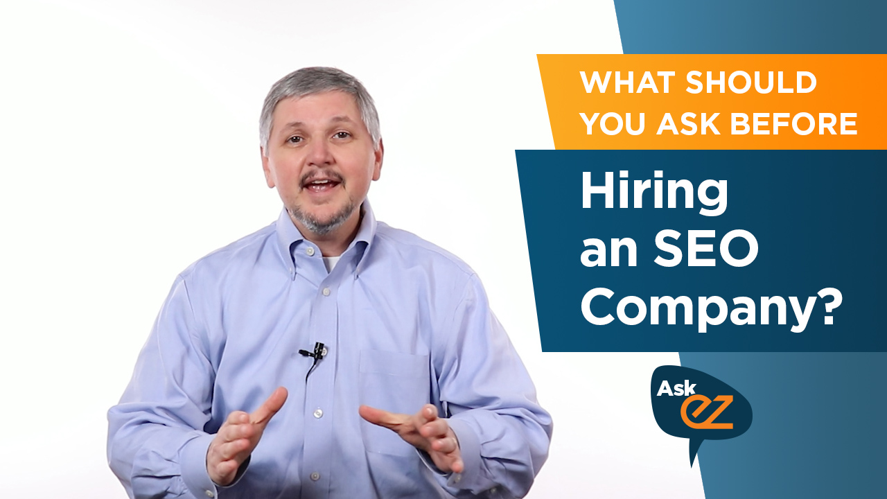 What should you ask before hiring an SEO company