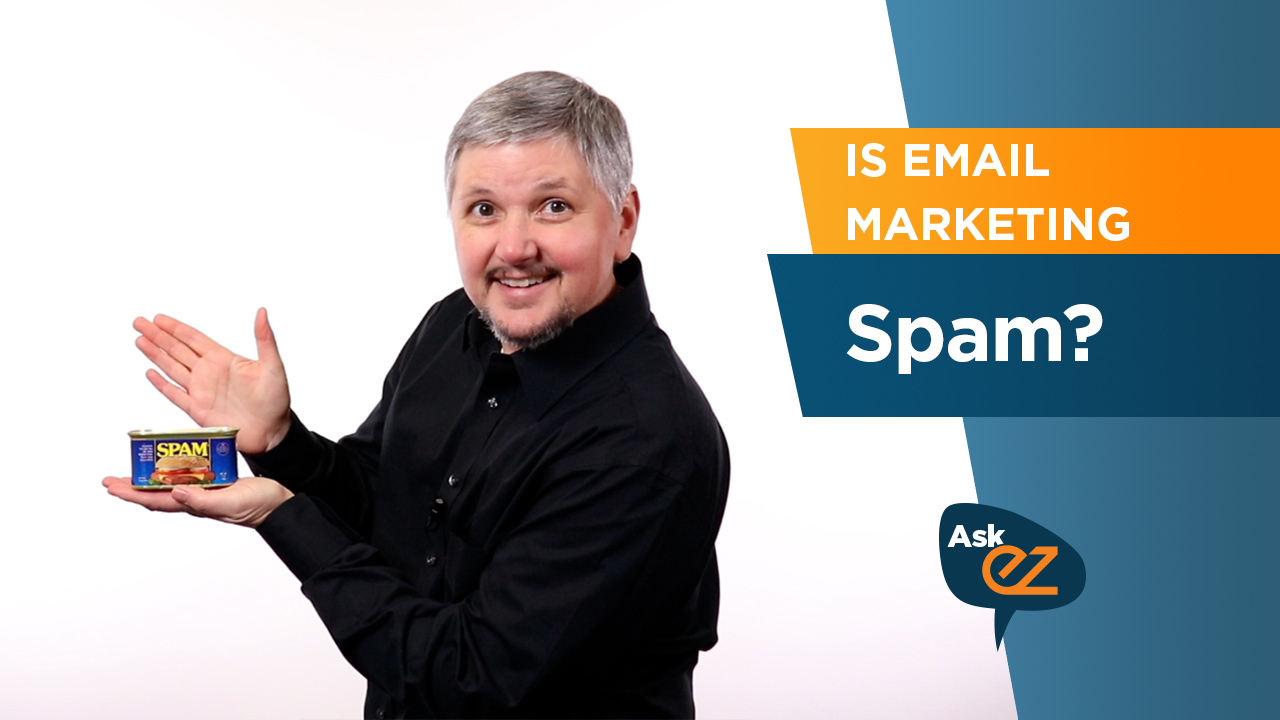 Is email marketing spam?