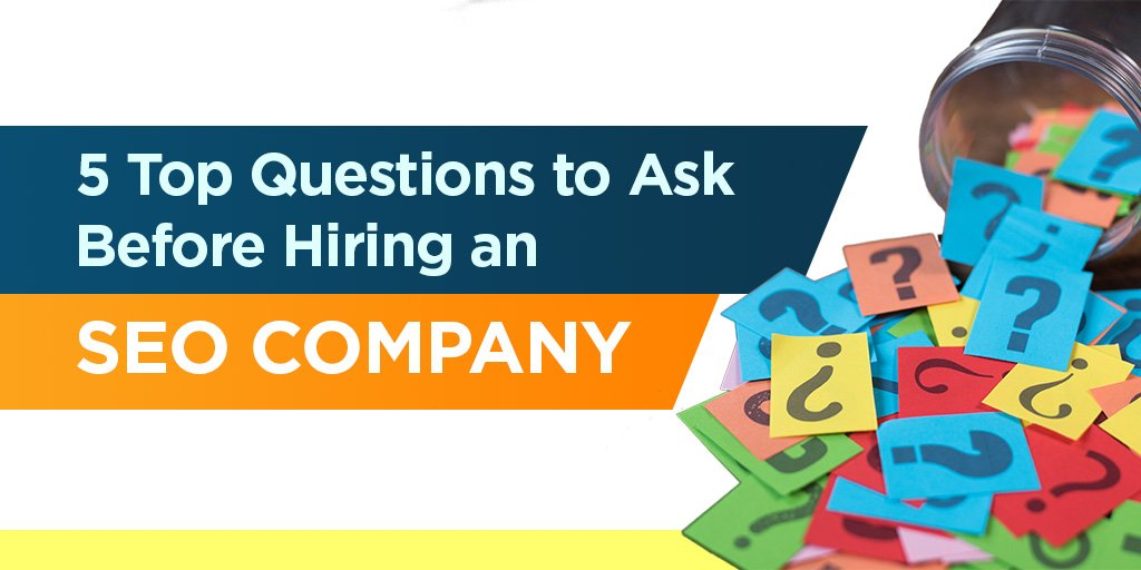EZM - Questions to Ask SEO Company