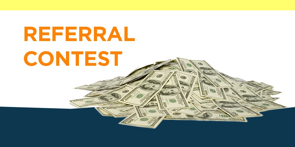 EZM - Referral Contest