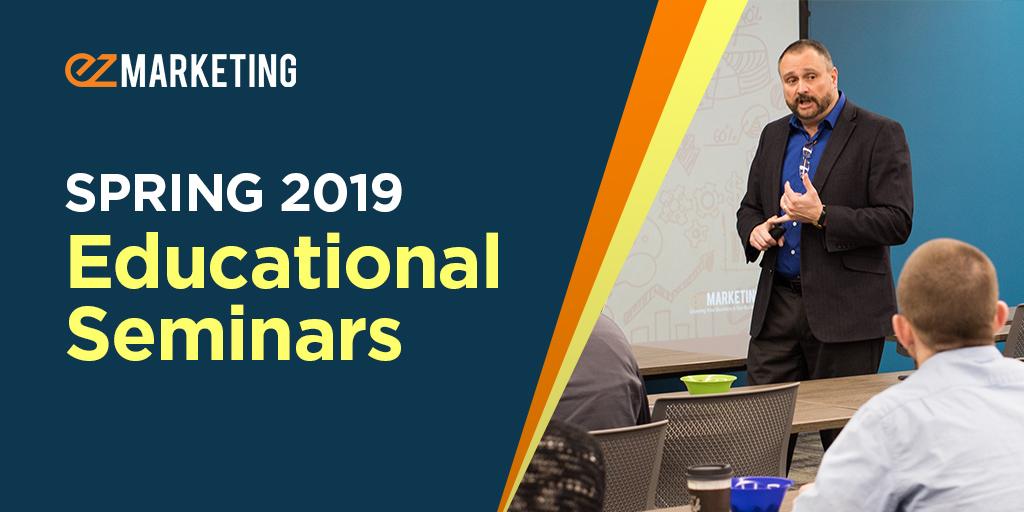 EZM - Seminar PR Header