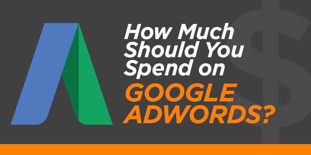 How much to spend on google adwords где рекламировать услуги визажиста